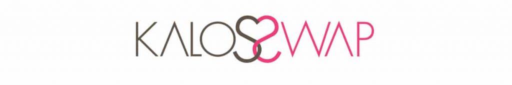 Branding Kalos Swap Logo Design