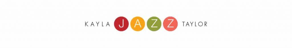 Kayla Taylor Jazz Logo Design