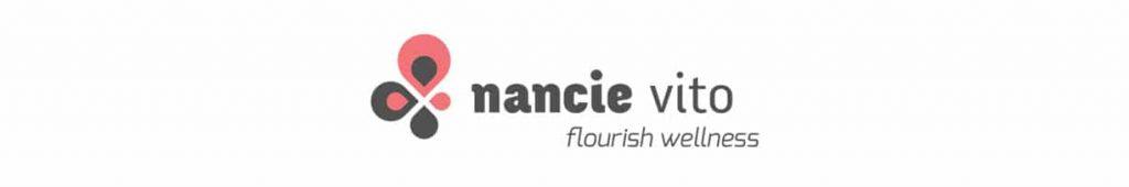 Branding Nancie Vito Logo Design