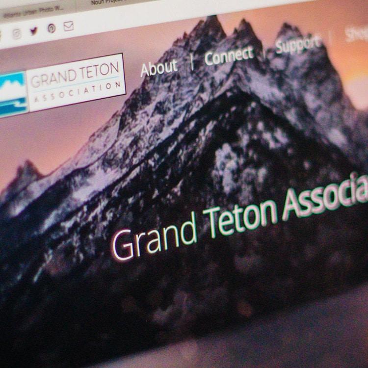 Grand Teton Website