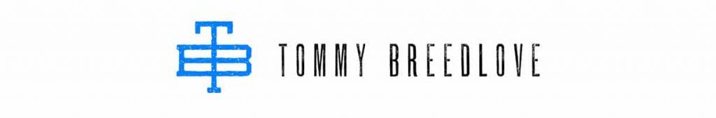 Branding Tommy Breedlove Logo Design