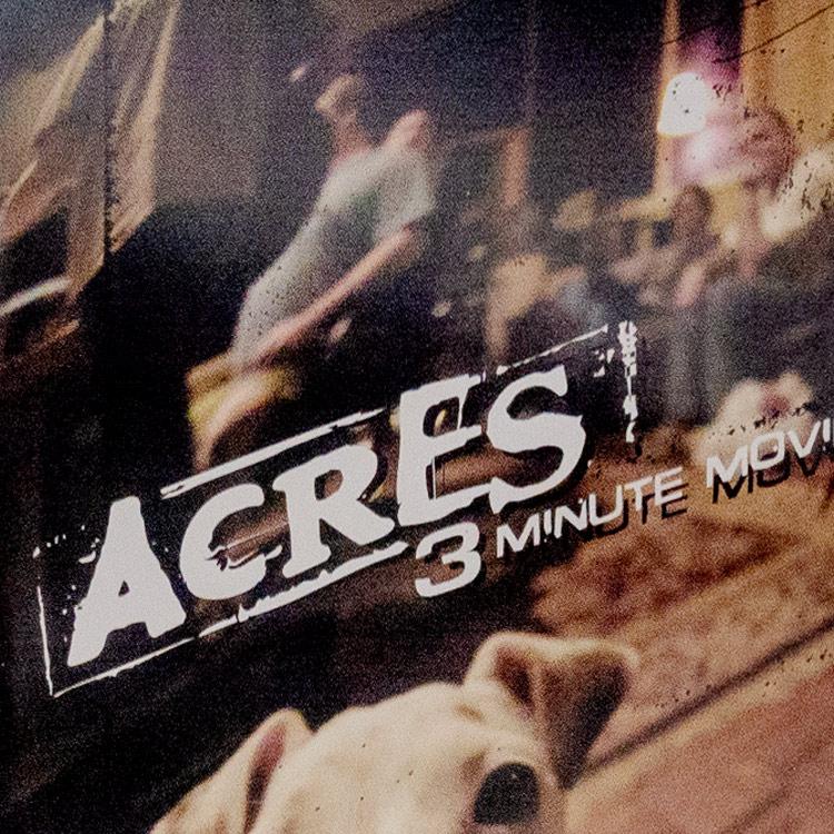 Acres, Art Direction + Design
