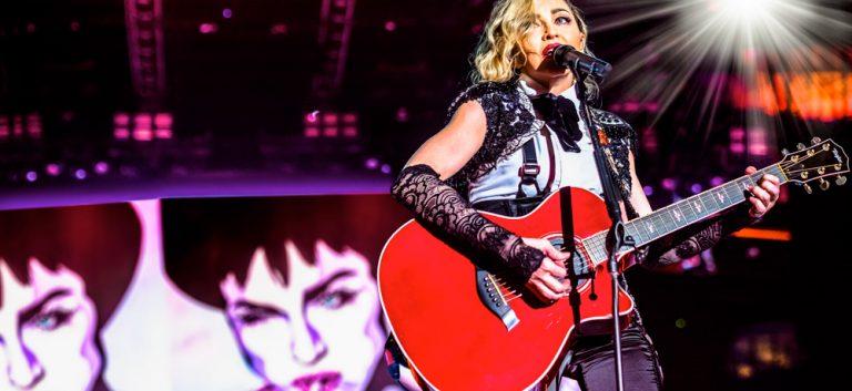 Madonna Artwork for Rebel Heart Tour